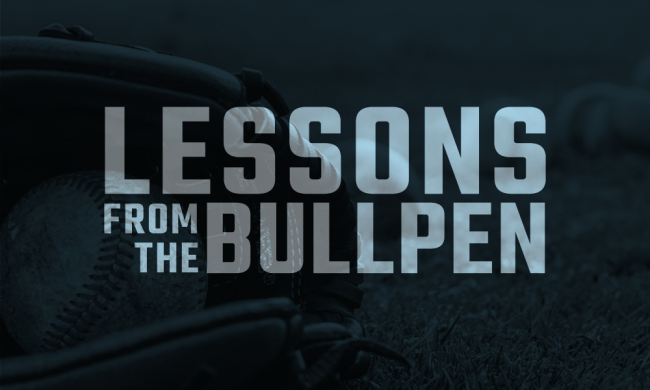 lessons from the bullpen logo