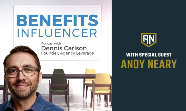 Benefits Influencer Podcast logo