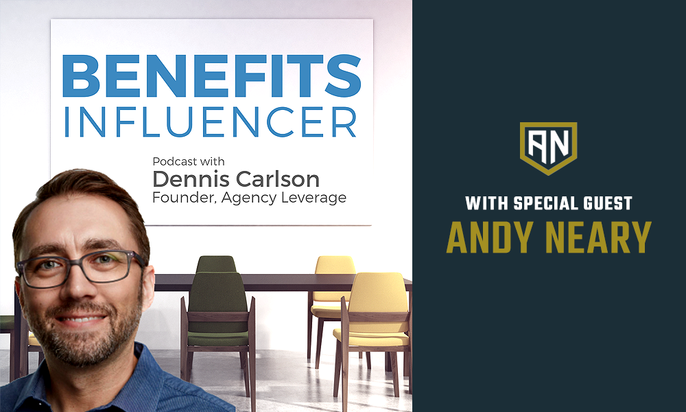 Benefits Influencer Podcast logo