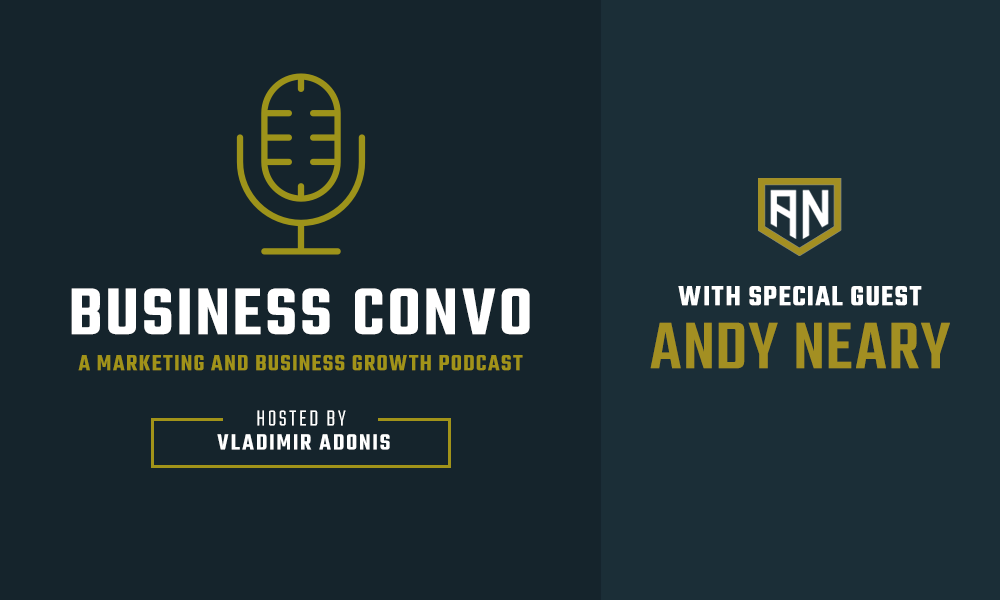 Andy Neary Business Convo logo
