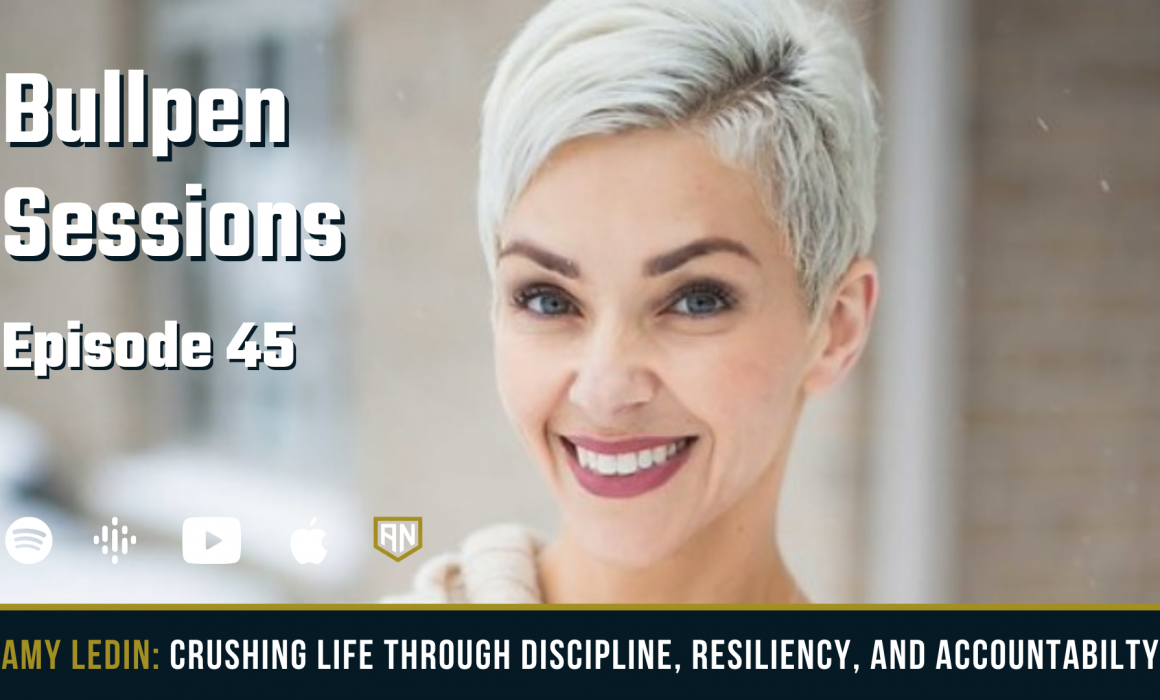 Crushing life through discipline, resiliency, and accountability with Amy Ledin